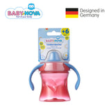 Baby Nova Trainer Cup 220 ml in Red/Blue (6+ months)