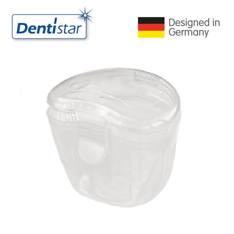 OceanoKidz.com - Dentistar Cleany - Pacifier & Disinfection Box in White