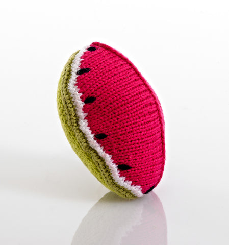 OceanoKidz.com - Pebble Fruit Rattles – Watermelon