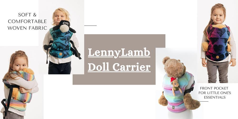 LennyLamb Doll Carrier for Toddlers in Singapore