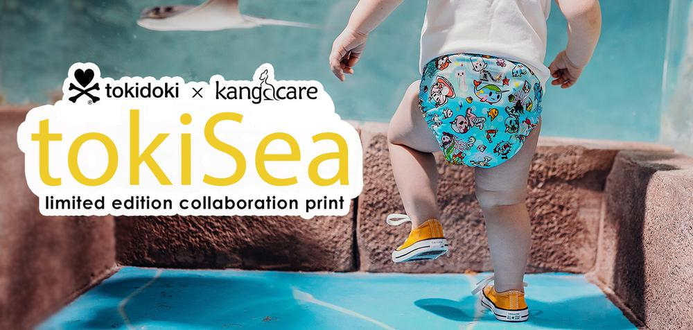 Kanga Care's TokiSea Blanket & Swaddle in Singapore