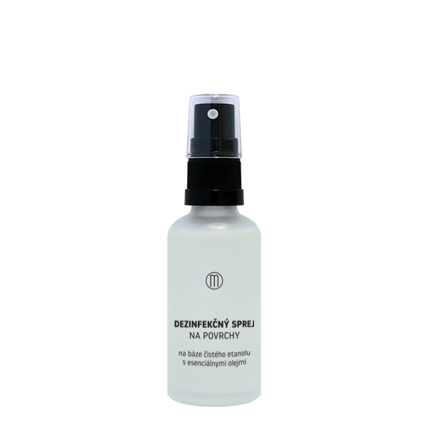 Dezinfekčný sprej na povrchy, 50ml MARK face and body