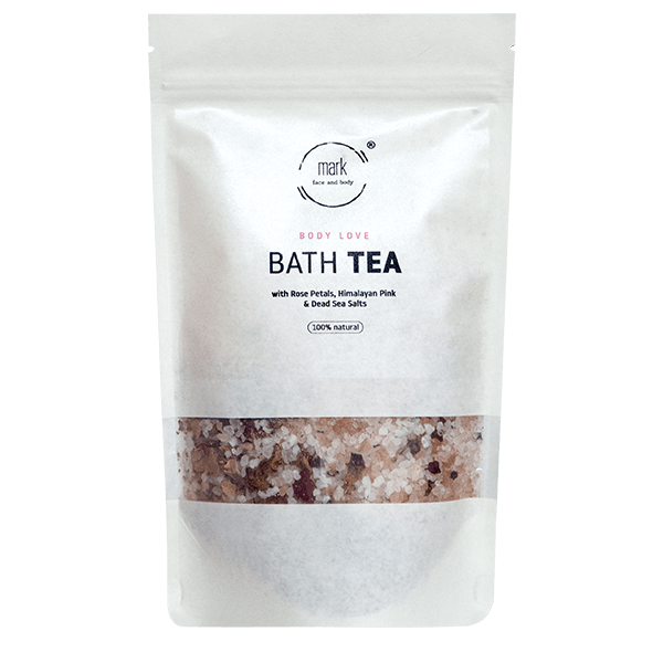 MARK bath tea BODY LOVE MARK Face And Body
