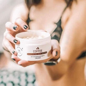 MARK body butter COFFEE MARK scrub Slovensko