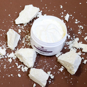 MARK body butter NOUGAT MARK face and body