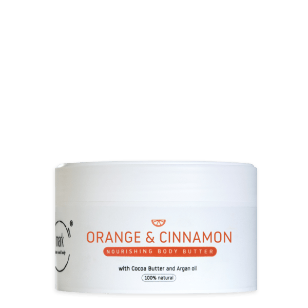 MARK body butter ORANGE & CINNAMON MARK scrub Slovensko