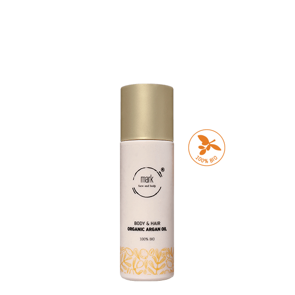 MARK body & hair organic Argan oil MARK Face And Body 80 ml
