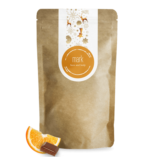MARK Coffee Chocolate & Orange MARK scrub SK