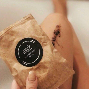 MARK coffee scrub (30g) MARK Face And Body