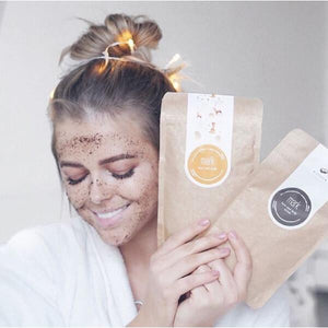 MARK coffee scrub Chocolate & Orange MARK scrub SK