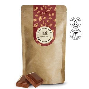 MARK coffee scrub Chocolate Scrub Forward Group