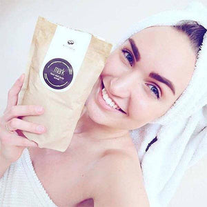 MARK coffee scrub Coconut Scrub Forward Group
