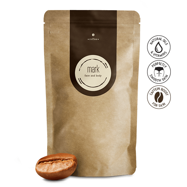 MARK coffee scrub Original Scrub Forward Group