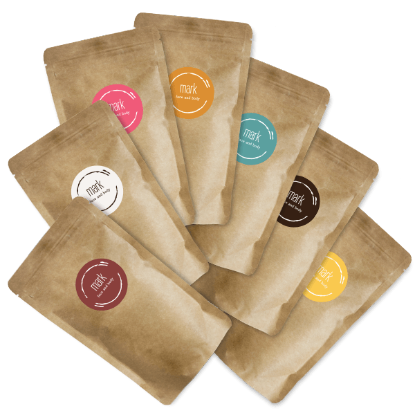MARK coffee scrub TRAVEL PACK MARK scrub Slovensko