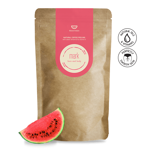 MARK coffee scrub Watermelon MARK scrub SK