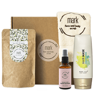 MARK face & hair kit MARK scrub Slovensko