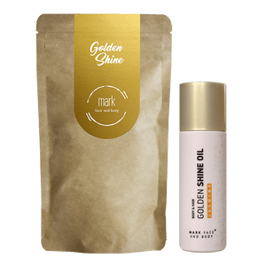 MARK Golden Shine DUO MARK scrub Slovensko