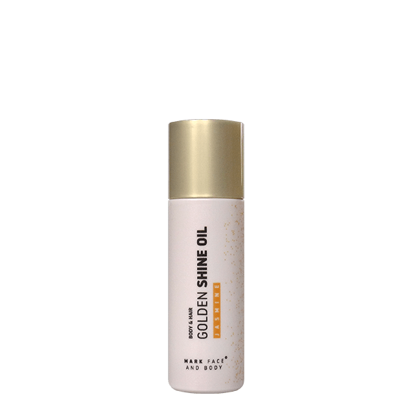 MARK Golden Shine Oil - Jasmine MARK scrub Slovensko