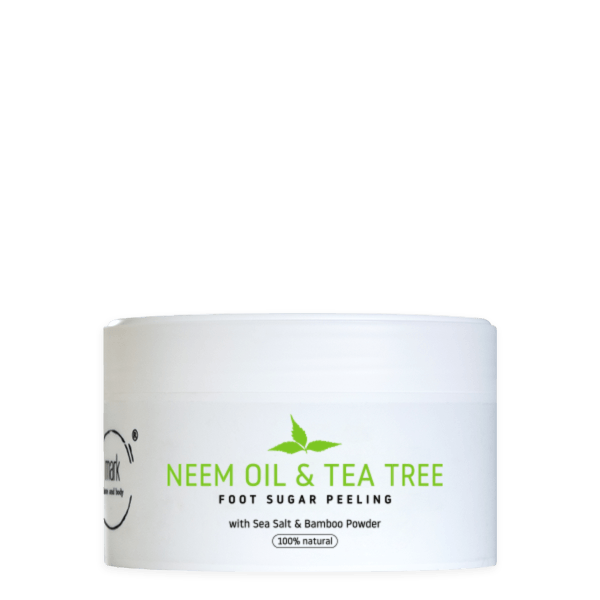 MARK sugar foot scrub Neem & Tea tree oil MARK face and body 200ml
