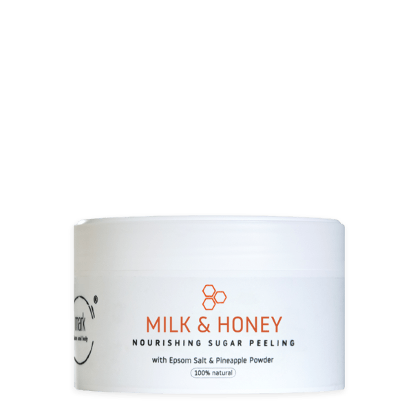 MARK sugar scrub Milk & Honey MARK scrub Slovensko