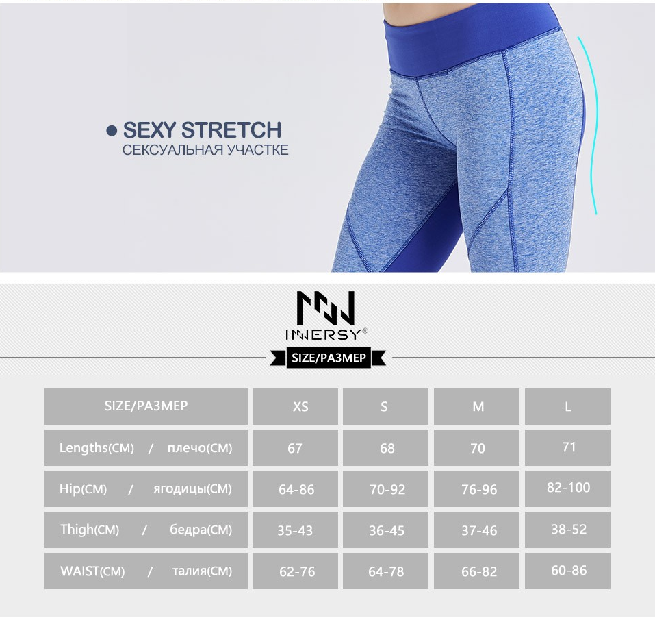 Women Yoga Pants Sport Fitness Tights Slim Leggings Running Sportswear Quick Drying Sport leggings for Woman