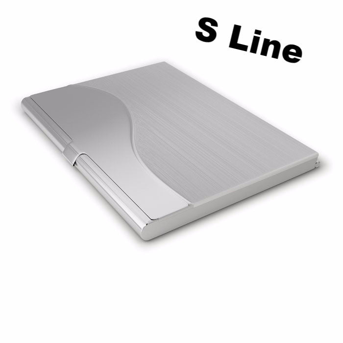 New Arrival  Stainless Steel Silver Aluminium Business ID