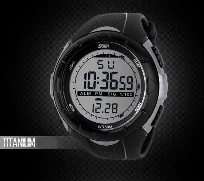Men's Military Watch Sports Watches