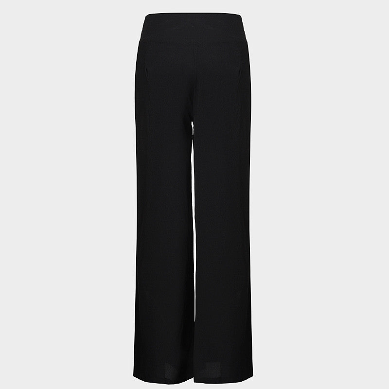 2016 New Women Wide Leg Pants High Waist Dance Sport Party Pants Pantalones Mujer Casual Trousers Loose Long Chiffon Harem Pants