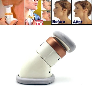 High Quality Delicate Neck Slimmer Neckline Exerciser Reduce Double Thin Skin Jaw Chin Body Massager Health Care Tool