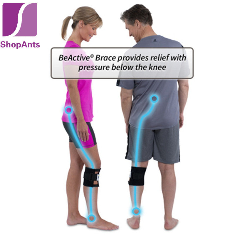 Hot Sale Beauty Pressue Point Beactive leg Pain Acupressure Sciatic Nerve Hot Brace Back Be Active health care body massage