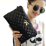 2016 New Handbag women clutch Shoulder Diagonal