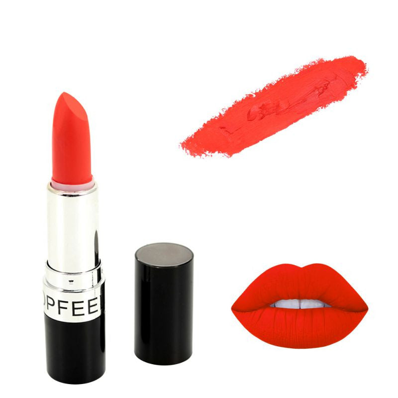 20 Colors Beauty Makeup Waterproof Matte Velvet Lipstick Long Lasting Not Fade Lip Gloss