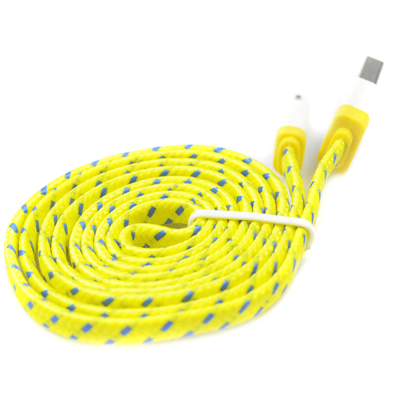 1M/2M/3M Colorful USB Data Sync Charger Cable Micro USB Data Sync Charger Cable Cord Wire For iPhone 5 5s 6 6Plus