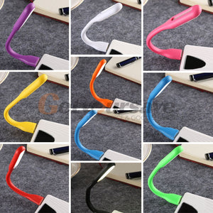 Colorful Portable USB 5V 1.2W LED Lamp for Xiaomi Power bank Comupter Notebook Mini USB table light Protect Eye Lights Gadget