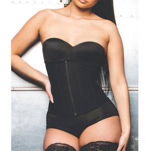 08d898968b2 Hook Zipper Rubber Latex Waist Trainer Sexy Corsets and Bustiers Waist –  Gifts Leads