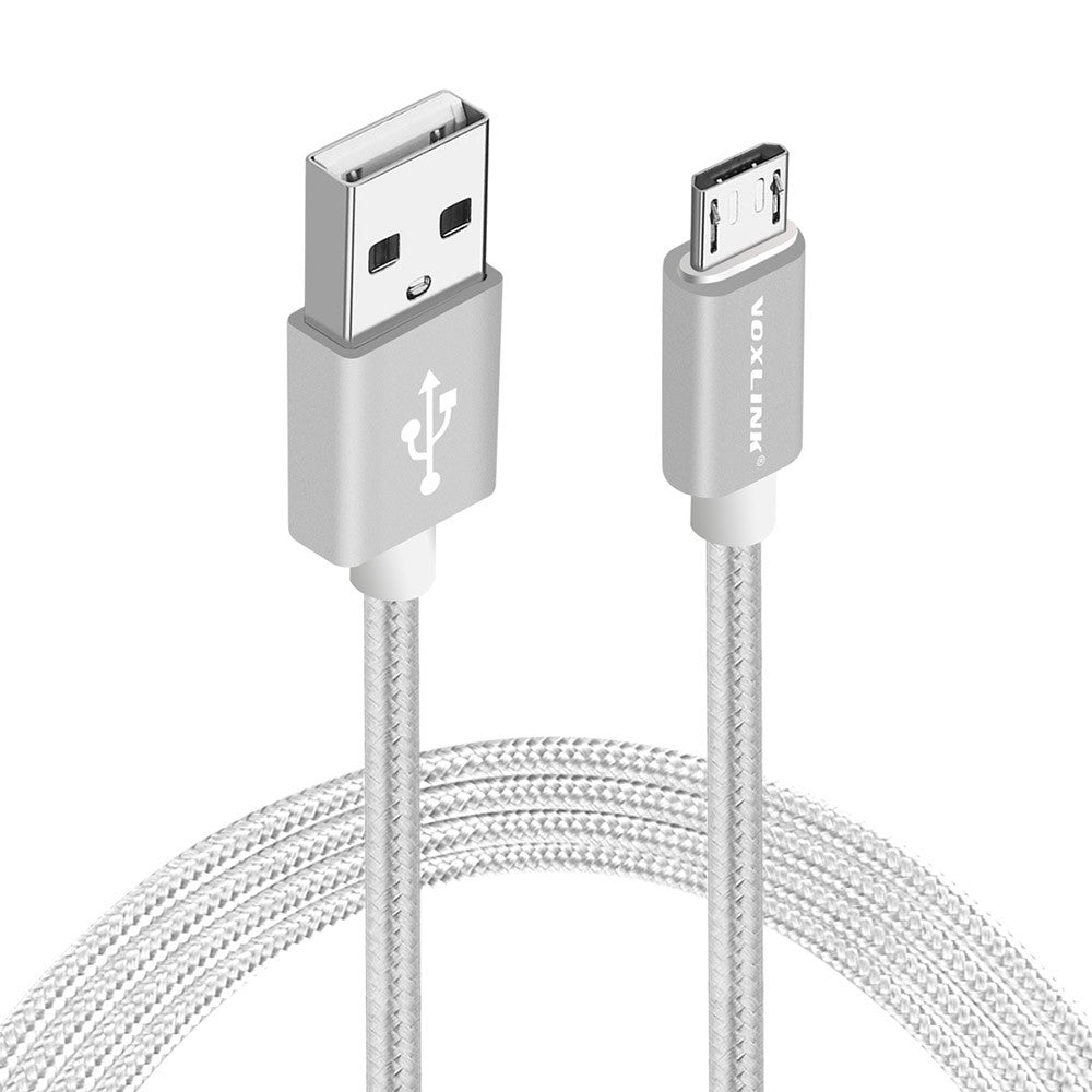 0.5M 1M 2M 3M Micro USB Cable 5Pin Mobile Phone 2.1A USB Fast Charging Data Cables for Samsung LG HTC Sony MP3/4 Camera