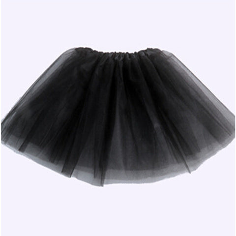 Adults Children Girl Tutu Princess Short Dance Skirt Lonely Fashion Skirts New Arrival