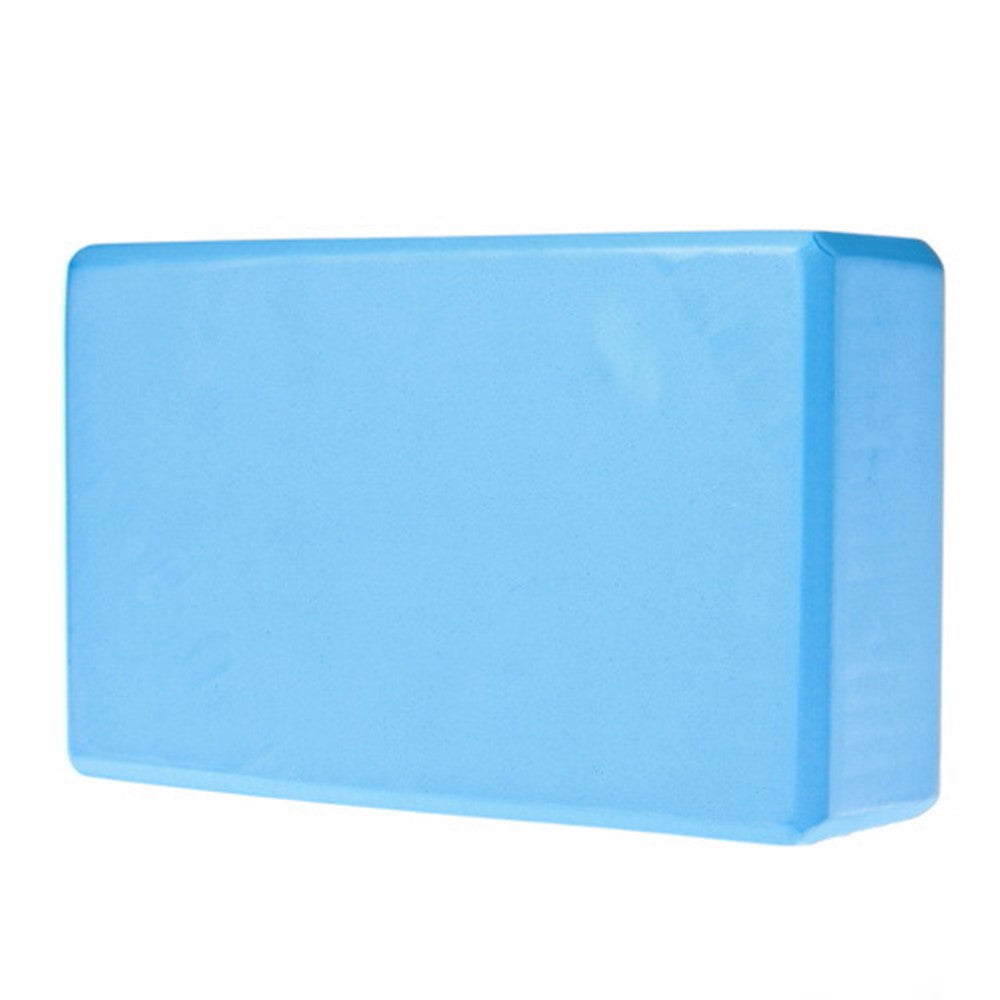 2016 Hot Selling 1PC Practice Fitness Gym Sport Tool Yoga Block Brick Foaming Foam Home Exercise New