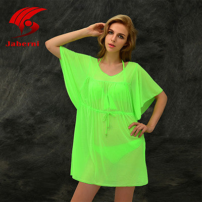 13 Colors ,2016 New Women skirt beach dress Sexy Bikini Swimwear cover-ups plus size bathing suit cover ups summer bathing dress - Gifts Leads