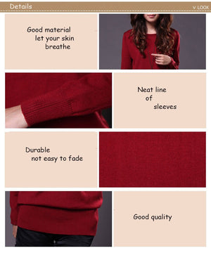 2016 Women's New  Fashion style  slim sweater  sexy colorful pullover of 8 colors  winter dress autumn knitwear free shipping 18