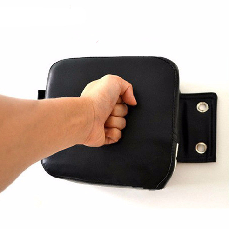 Wall Punch Boxing Bags,Pad Focus Target Pad Wing Chun Boxing Fight Sanda Taekowndo Training Bag Sandbag Category Freeshipping