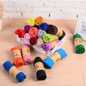 180*80 Cm Classic Solid Colors Women Scarf And Shawl Autumn Winter Scarf For Women Scarf High Quality echarpes foulards femme