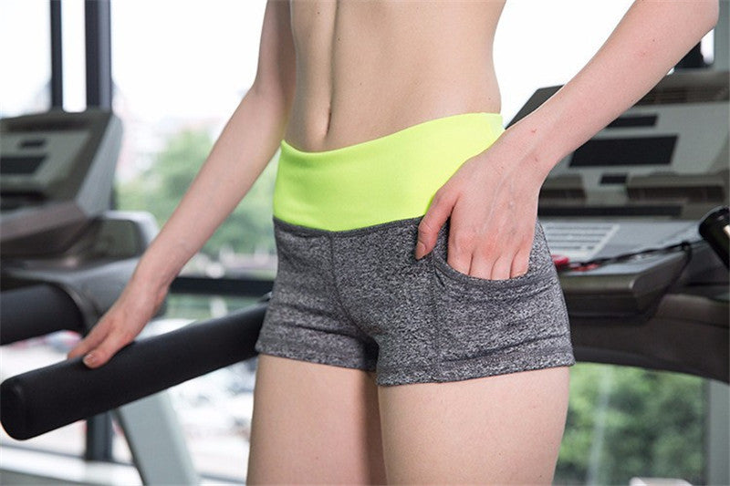 New 2016 Female speed dry running shorts Quick-drying breathable shorts women fitness sport short