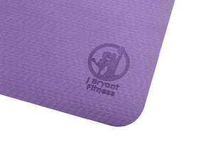 TPE Yoga mats fitness Three parts environmental tasteless colchonete fitness yoga gym exercise mats 183*61*0.6