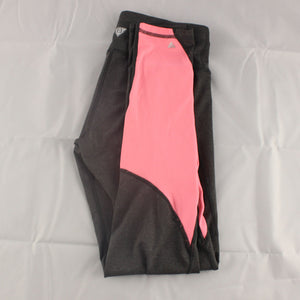 Women Sport Pants Exercise Tights for Female Sports Elastic Workout Yoga Fitness Running Slim Leggings M/L