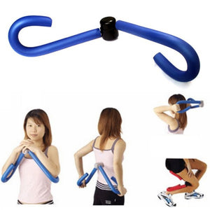 Fitness Thigh Master Muscle Toner Ab Leg Arm Shaper Trimmer Exerciser