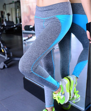 Gym Women Yoga Clothing Sports Pants Leggings For Female Legging Tights Workout Sport Fitness Bodybuilding And Clothes Running