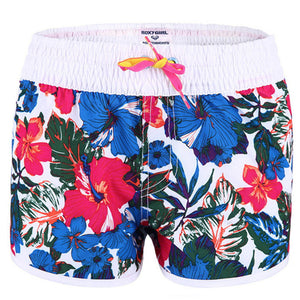 Hot Selling New Women's Swimwear Swimsuit Shorts For Women Swimming Sport Surf Board Swim Short Leotasrd Female