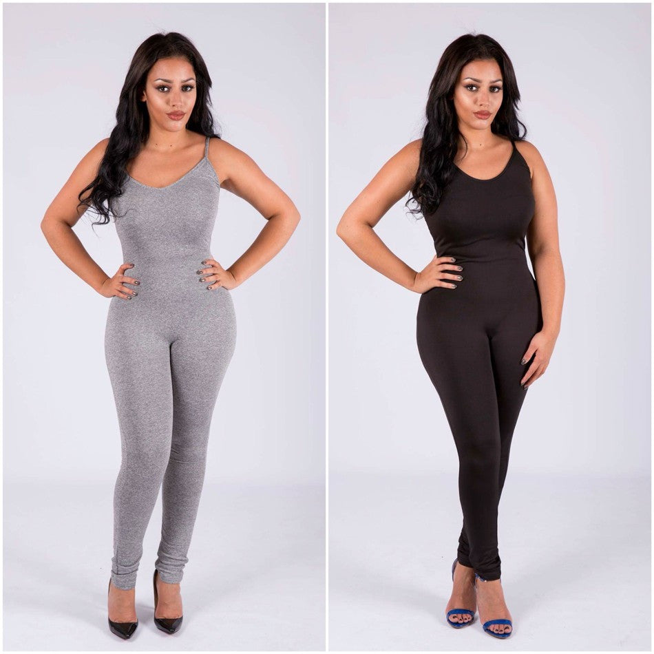 2017 Summer New Arrival Regular Casual Fashion V-Neck Sexy Rompers Womens Jumpsuit for Women 4 Colors Jumpsuit
