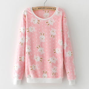 Cute Teddy Bear Harajuku Christmas Sweater Womens Sweaters Fashion 2016  Winter Lined Wool Sweater Cashmere Knitted Sweater Wol